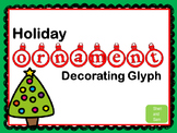 Holiday Ornament Glyph
