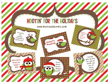 Holiday Owlways Love Reading