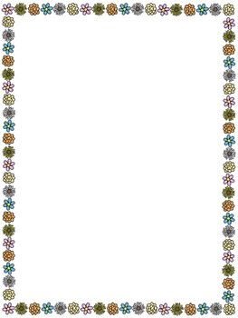 Holiday Page Borders