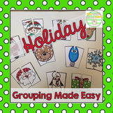 Holiday Partners- Grouping Cards