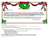 Holiday Party Class Letter