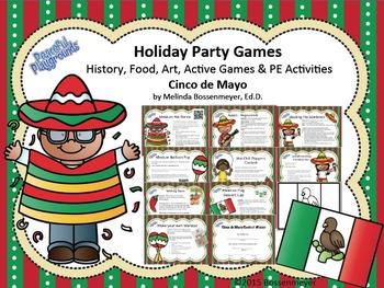 Holiday Party Games : Cinco de Mayo