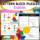 Holiday Pattern Block Mats Puzzles Easter