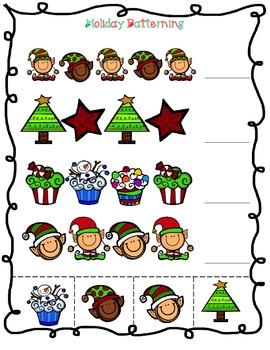 Holiday Patterning