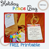 Holiday Peace Bags FREEBIE