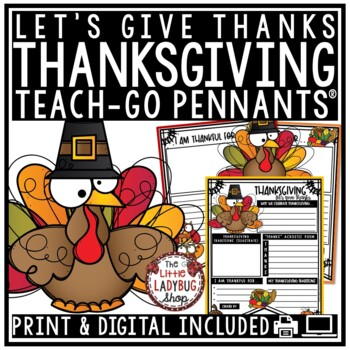 Holiday Writing Teach- Go Pennants™ BUNDLE for Entire YEAR