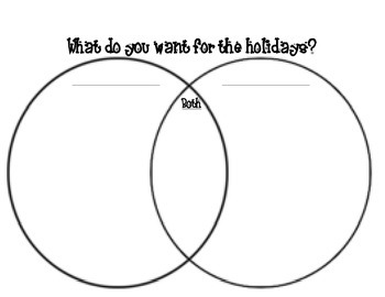 Holiday Persuasive Writing!