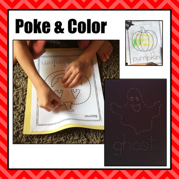 Holiday Pinning BUNDLE: Poke A Picture