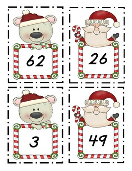 Holiday Place Value
