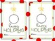 Holiday Play-Doh Gift Tags