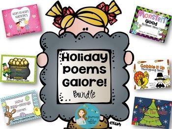 Holiday Poems Bundle