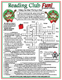 Holiday Poems, T.V. Specials, Stories, Books, and Music Crossword Puzzle
