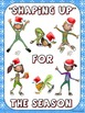 Holiday Poster: Shaping Up for the Season