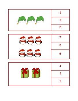 Holiday Preschool Pack