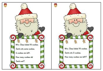 Holiday Problem Solving Freebie