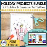 Holiday Projects and Seesaw Activities for Distance Learni