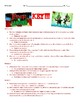 Holiday Psychology Review with Movie Guide; Final Exams Review