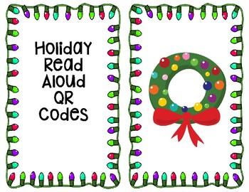 Holiday QR Code Read Alouds 19 Books! Christmas/Hanukkah/Kwanzaa
