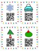 Holiday QR Scavenger Hunt- Subtraction Facts to 10