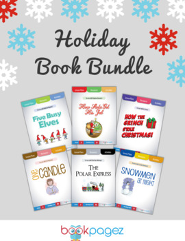 Holiday Read Aloud Resource Set Bundle