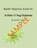 Holiday Reader Response Guide: A Chick 'n' Pug Christmas