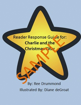 Holiday Reader Response Guide: Charlie and the Christmas Kitty