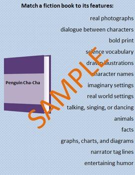 Holiday Reader Response Guide: Penguin Cha-Cha