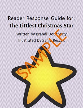 Holiday Reader Response Guide: The Littlest Christmas Star