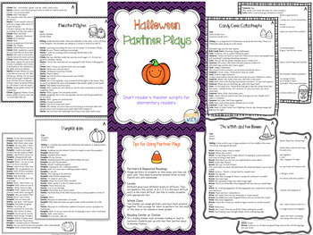 Holiday Partner Play- the Bundle of differentiated scripts