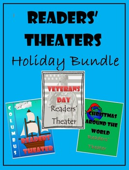 Holiday Readers' Theater Scripts