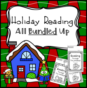 Holiday Reading ~ All Bundled Up
