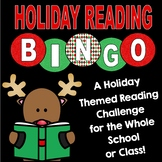 Holiday Reading BINGO Challenge