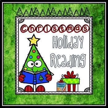 Holiday Reading ~ Christmas Tree Theme
