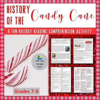Holiday Reading Comprehension