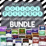 Holiday Reading Comprehension Bundle
