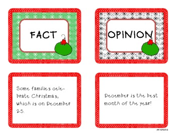 Holiday Reading Comprehension and Writing Pack