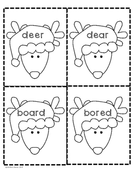 Holiday Reading, Writing, and Math