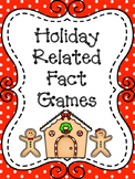 Holiday Related Facts Games
