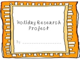 Holiday Research Project