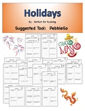 20 Holiday Research Reports PebbleGo