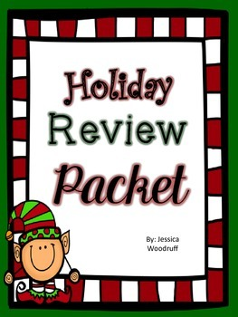 Holiday Review Pack