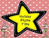 Holiday Rhyme Time