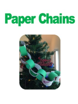 Paper Chains and Word Family Trees