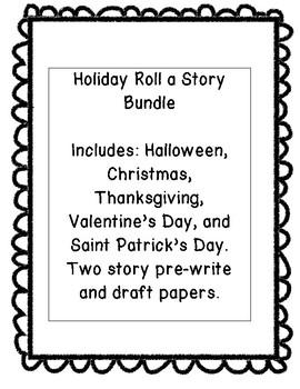 Holiday Roll a Story Bundle