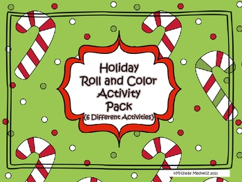 Christmas Roll and Color
