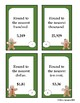 Holiday Rounding Task Cards