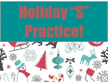 Holiday S Practice