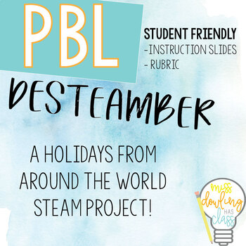 Holiday STEAM Project