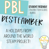 Holidays Around the World STEAM Project Based Learning