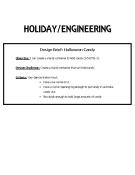 Holiday STEM Activities: 3rd-5th Grades